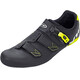 Northwave Phantom 2 SRS Shoes Men black/yellow fluo
